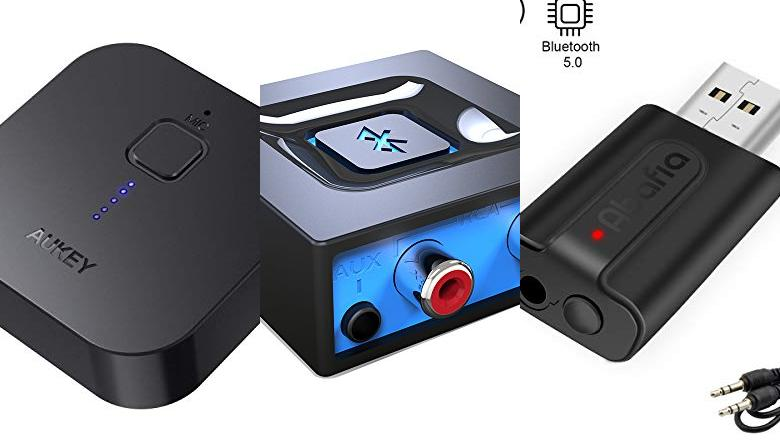 ADAPTADORES AUDIO BLUETOOTH
