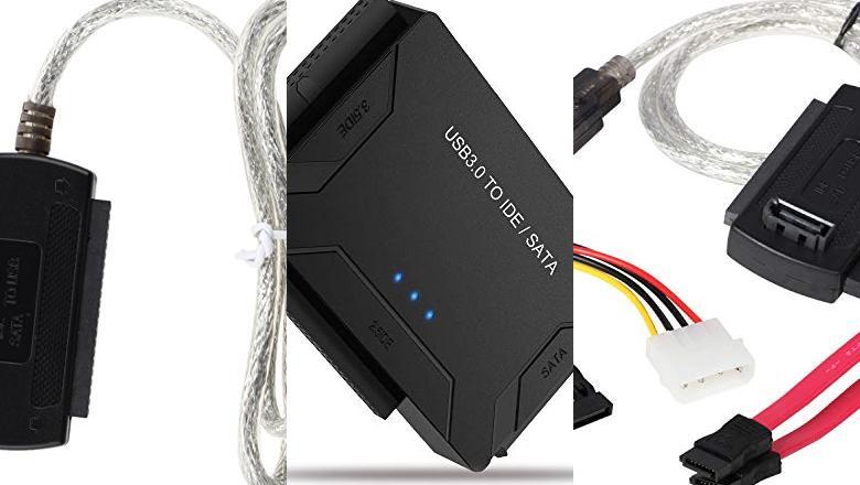 ADAPTADOR IDE A USB