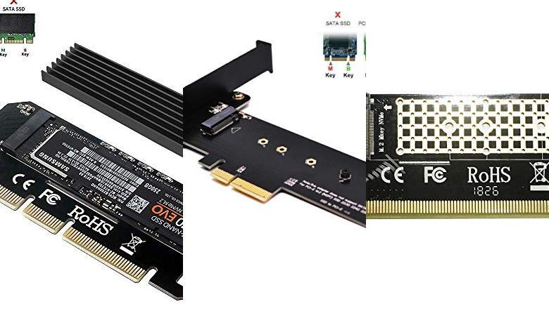 ADAPTADORES M2 PCIE