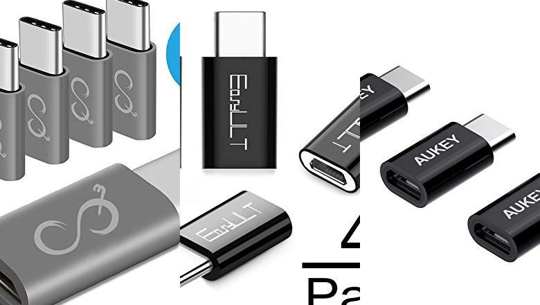 ADAPTADOR MICRO USB A USB C