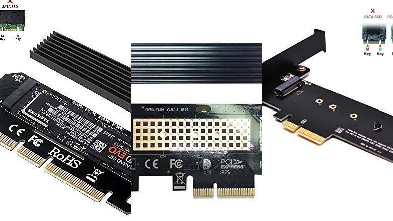 ADAPTADOR NVME PCIE