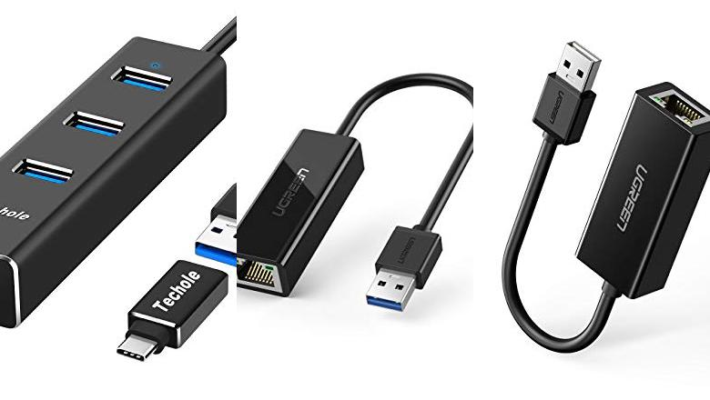 ADAPTADORES DE RED USB
