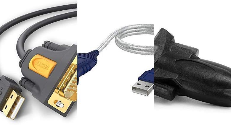 ADAPTADOR RS232 A USB
