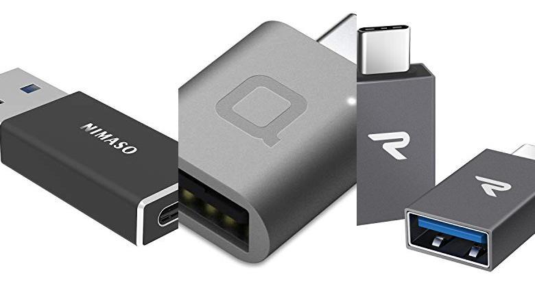 ADAPTADOR DE USB-C A USB