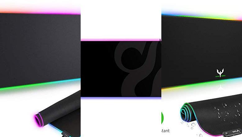ALFOMBRILLA XL RGB