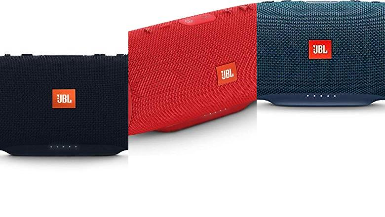 ALTAVOCES JBL CHARGE 3