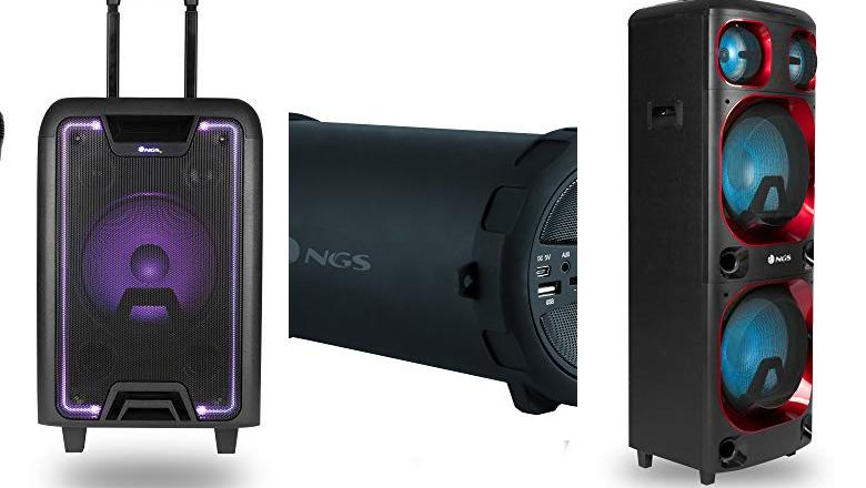 ALTAVOZ NGS