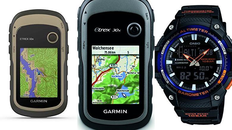 ALTÍMETROS GPS