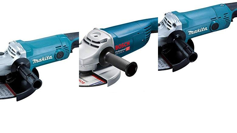 AMOLADORA 230MM MAKITA