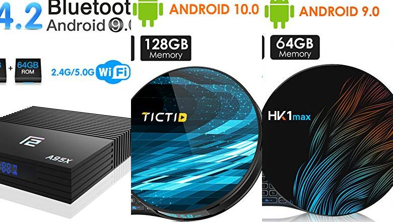 ANDROID TV DUAL WIFI