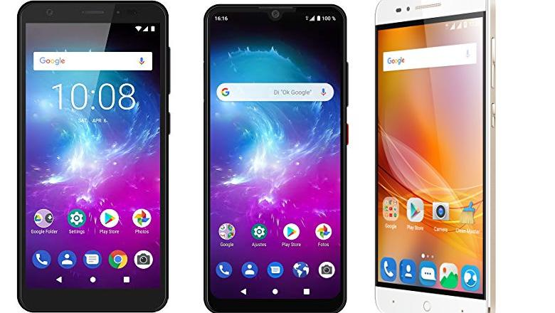 ANDROID ZTE
