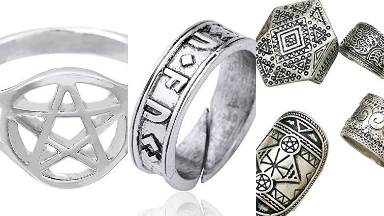 ANILLOS WICCA