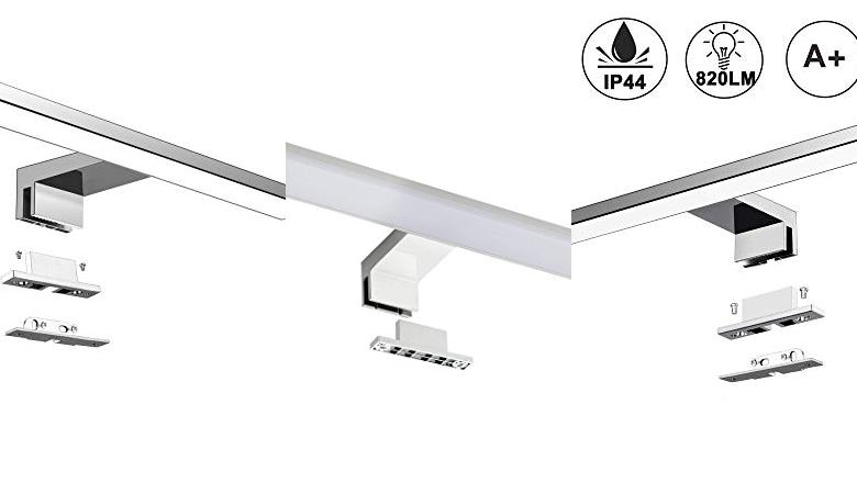 APLIQUE BAÑO LED