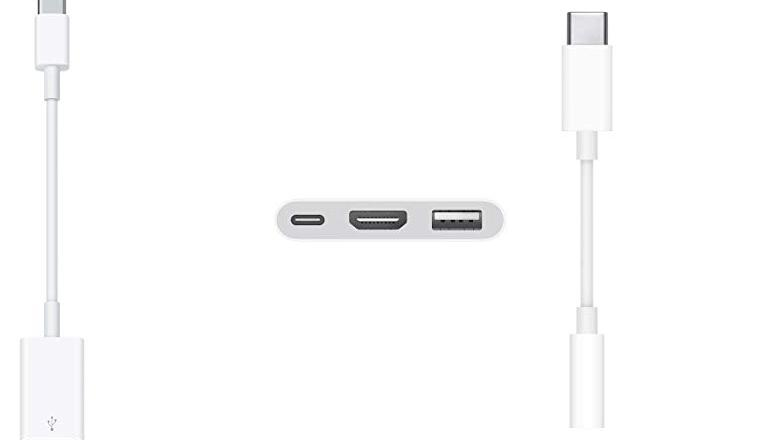 APPLE USB C ADAPTADOR