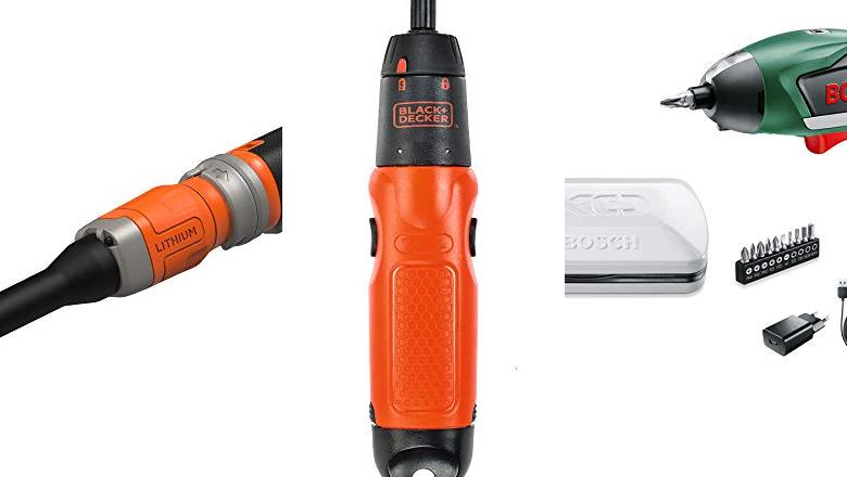 ATORNILLADOR ELECTRICO BLACK&DECKER