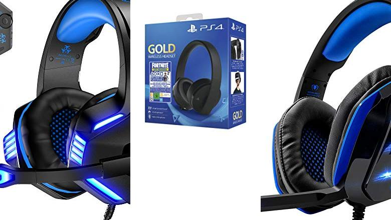 AURICULARES FORNITE PS4