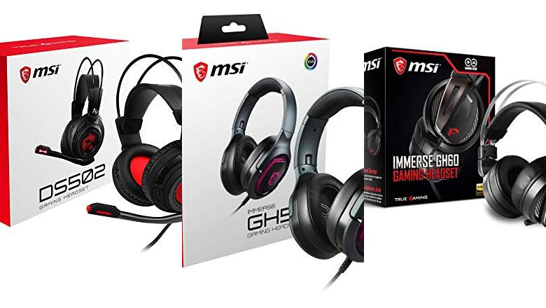 AURICULARES MSI