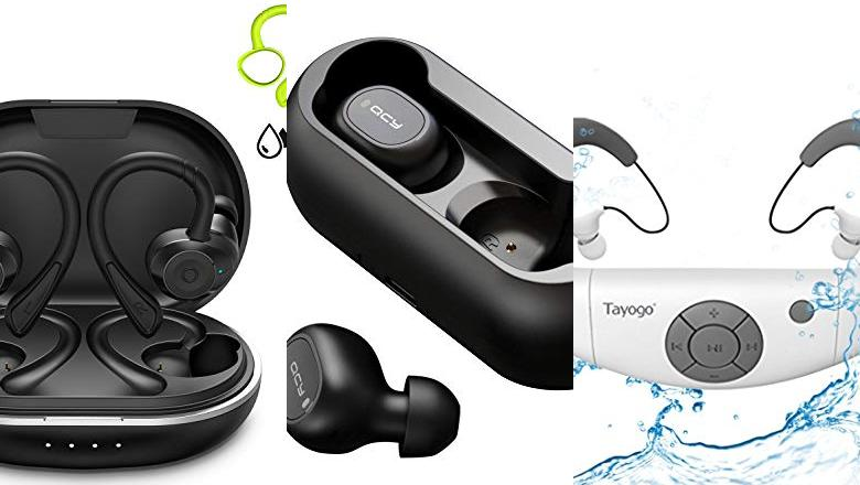 AURICULARES WATERPROOF