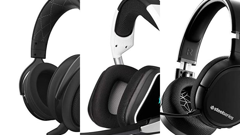 AURICULARES WIRELESS GAMING