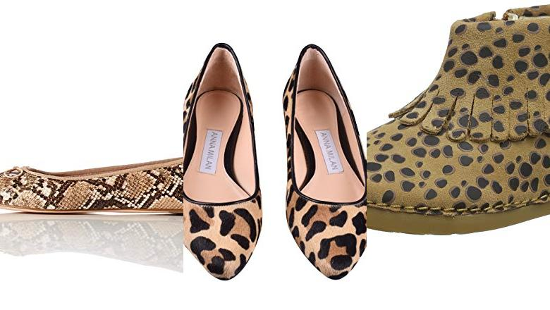 BAILARINAS ANIMAL PRINT
