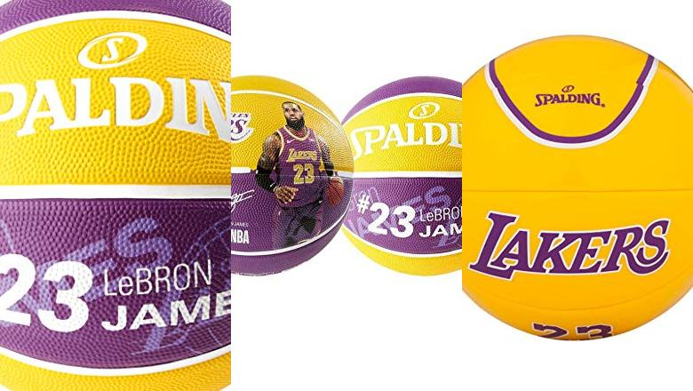 BALONES DE BALONCESTO LEBRON JAMES
