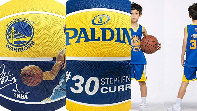 BALÓN DE BALONCESTO STEPHEN CURRY