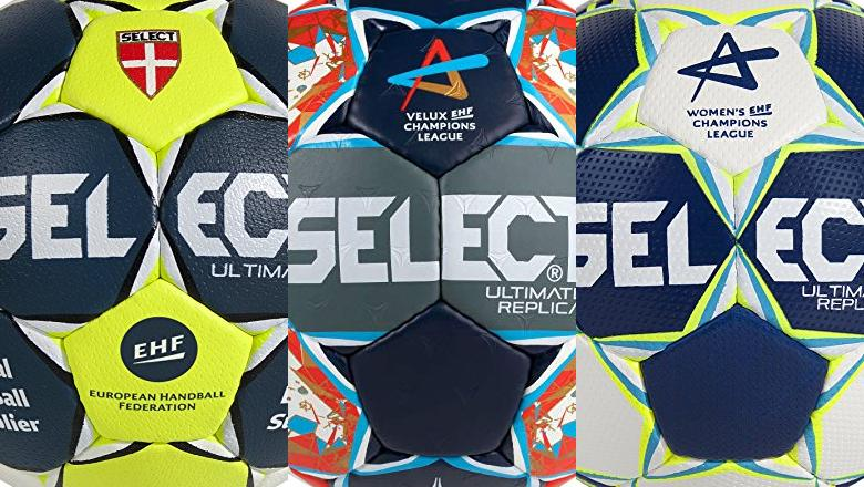 BALONES DE BALONMANO SELECT ULTIMATE