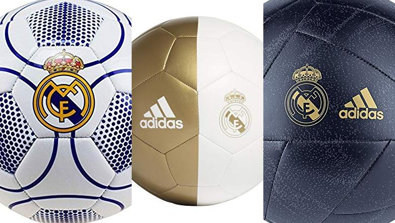 BALONES OFICIALES REAL MADRID