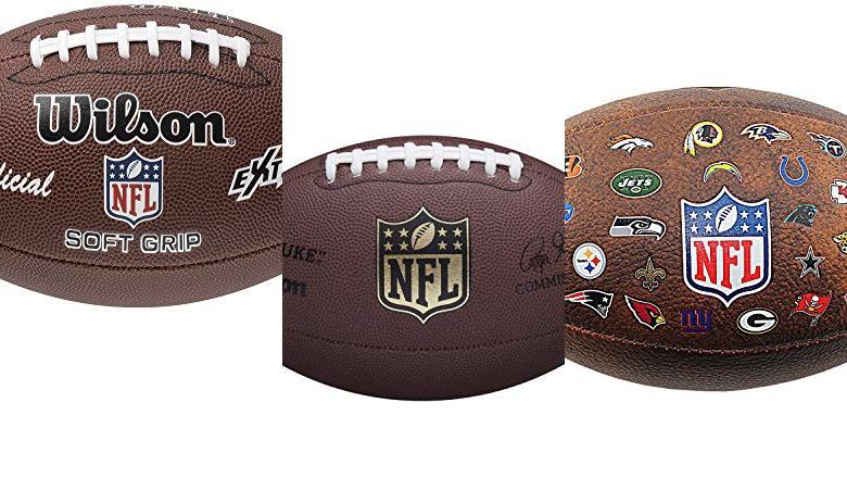 BALONES DE RUGBY NFL