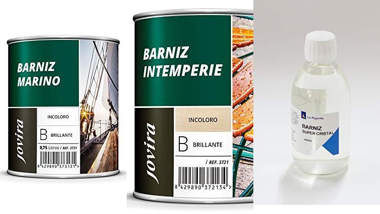 BARNIZ TRANSPARENTE