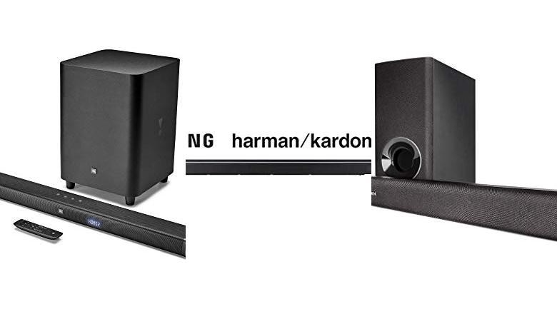 BARRAS DE SONIDO HARMAN KARDON