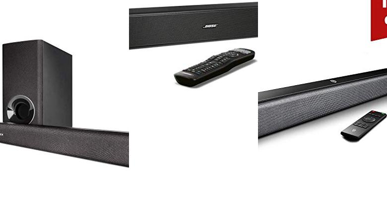 BARRAS DE SONIDO HOME CINEMA