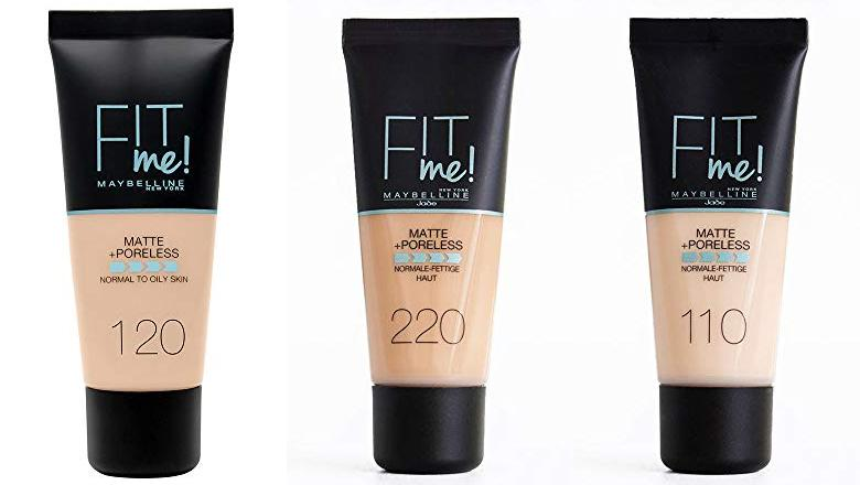 BASE DE MAQUILLAJE MAYBELLINE FIT ME