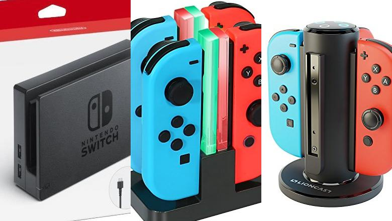 BASE NINTENDO SWITCH