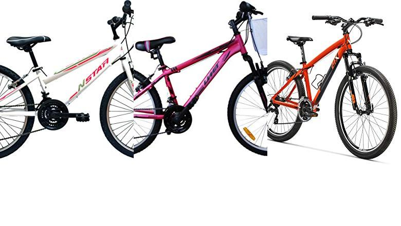 BICICLETAS JUNIOR