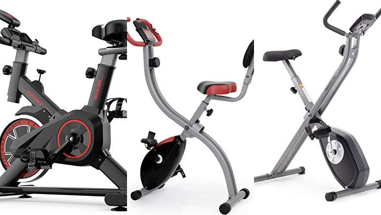 BICICLETA SPINNING PLEGABLE