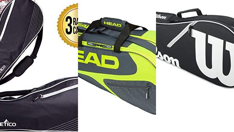 80900e7bf Comprar Bolsa Raquetas Tenis: OFERTAS TOP julio 2019