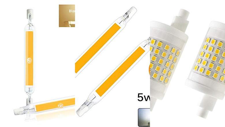 BOMBILLA 78MM LED