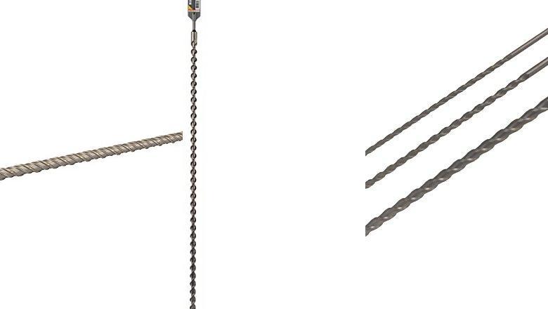 5 x 210 mm Juego de 3 brocas para ladrillos de hormig/ón SabreCut SDSB5/_3