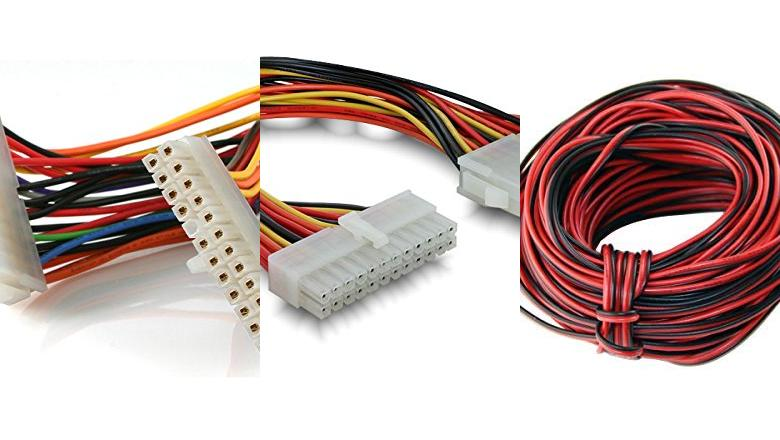 CABLES 24 PIN