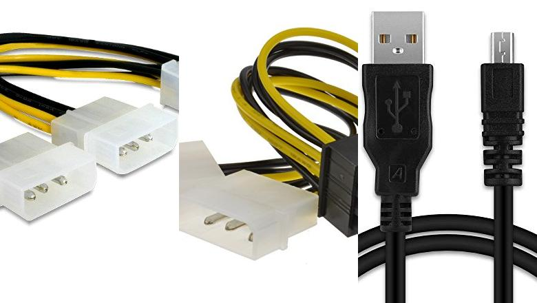 CABLES 8 PIN