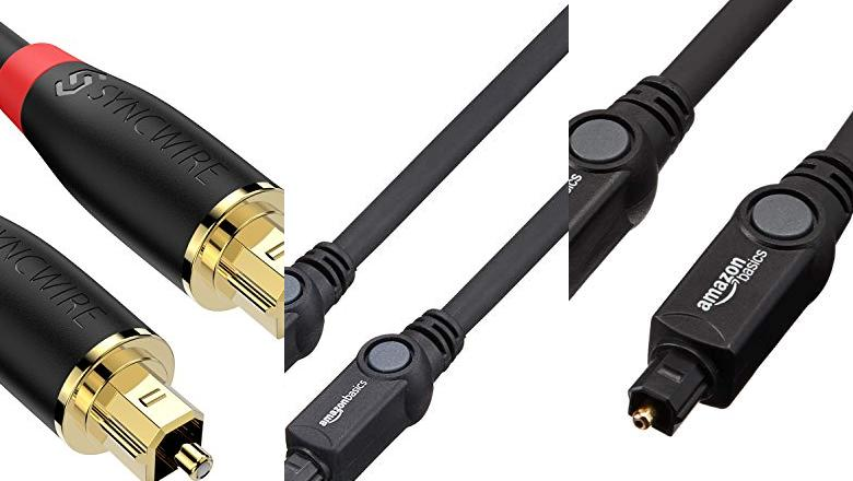 CABLES FIBRA OPTICA AUDIO