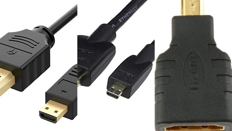 CABLE MICRO HDMI A HDMI NORMAL