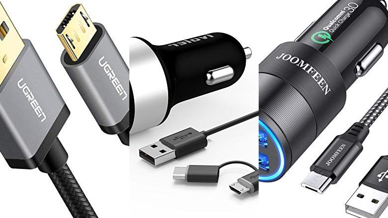 CABLE QUICK CHARGE 3.0 MICRO USB