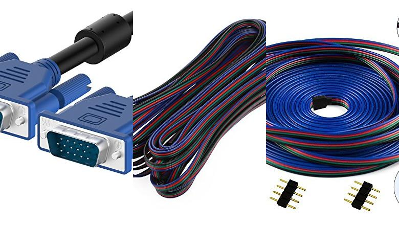 CABLE RGB