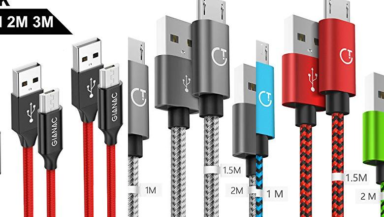 CABLES USB MICRO USB