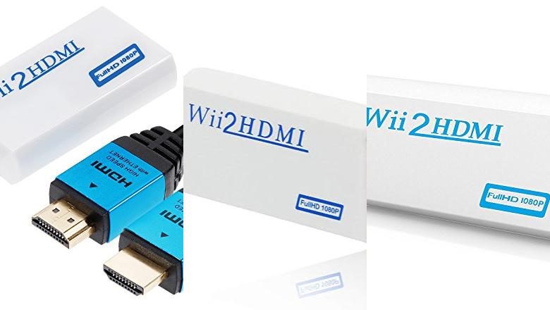 CABLES WII HDMI