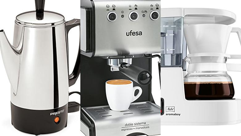 CAFETERA 500W