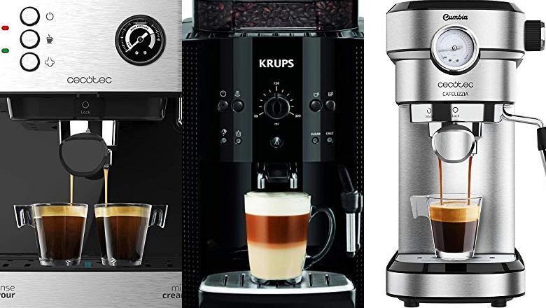 ▷ 20 Mejores Cafeteras Automaticas para Cafeterias de 2020