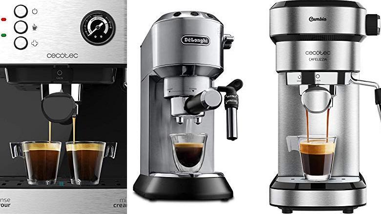 CAFETERAS DE CAFE ESPRESSO